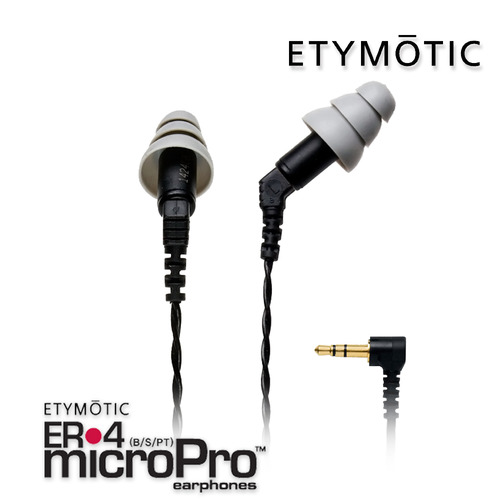 Etymotic Research ER4S Micro Pro 에티모틱 리서치