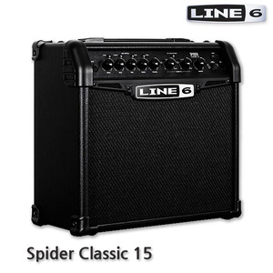 LINE6 Spider Classic 15 Modeling Amplifier