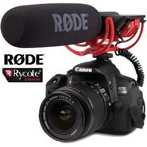 [RODE] VideoMIc Rycote Rode VideoMic 라이코트 DSLR 동영상 촬영용