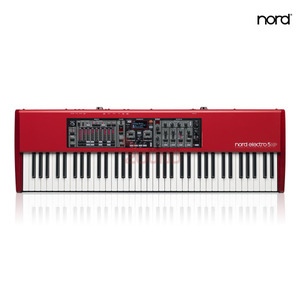 [Nord] Nord Electro 5 HP73 + 특별 사은품  Stage piano/Synthesizer