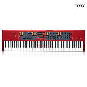 [Nord] Nord Stage 2 EX 88 + 특별 사은품 확인 88 key Digital Stage Piano with Synth