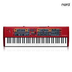 [Nord] Nord Stage 2 EX HP76 + 특별 사은품 확인하세요 76 key Digital Stage Piano with Synth