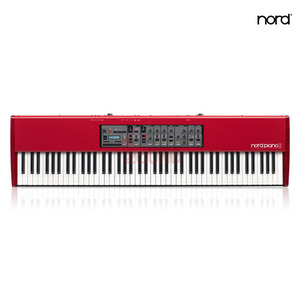 [Nord] Nord Piano 2 HA88 - 88key Digital Stage Piano 사은품 확인 하세요