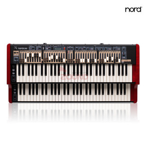 [Nord] Nord C2D Combo Organ - 61 key Dual Manual Combo Organ
