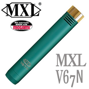 [MXL] V67N Small Diaphragm Instrument Microphone 수입정품/무료배송